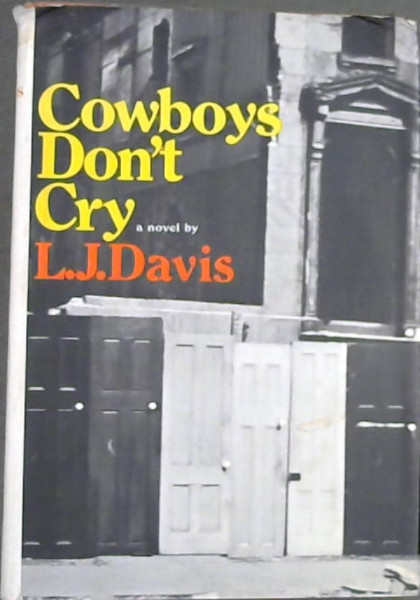 Image for Cowboys Don't Cry