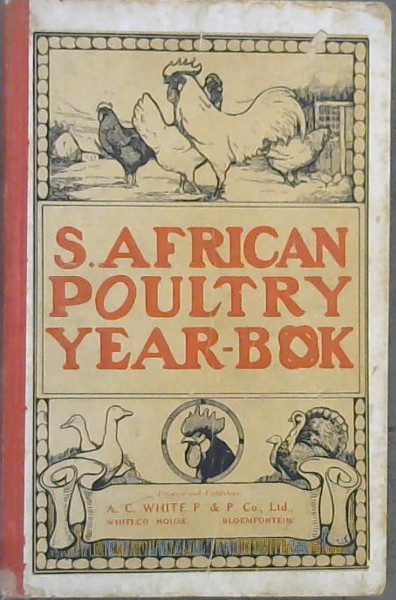 Image for The Poultryman's Year Book for 1925-1926