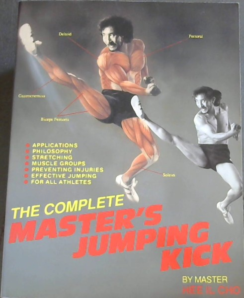 Image for The Complete Master's Jumping Kick