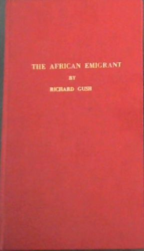 Image for The African Emigrant