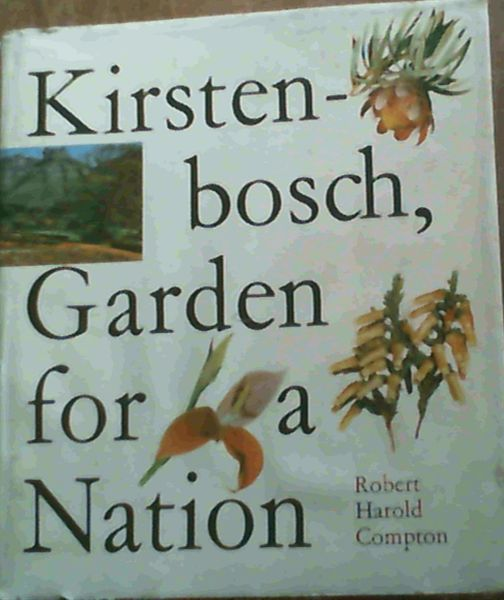 Image for Kirstenbosch Garden for a Nation