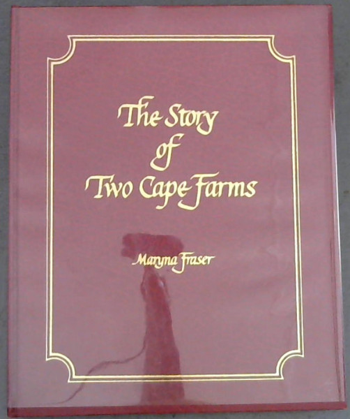 Image for The Story of Two Cape Farms