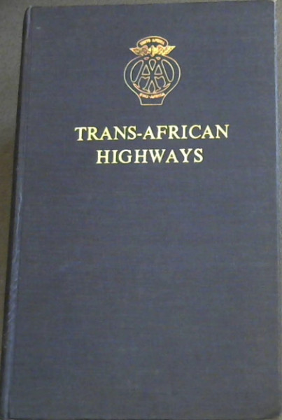 Image for Trans - African Highways
