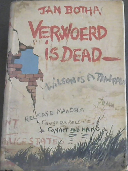 Image for Verwoerd is Dead