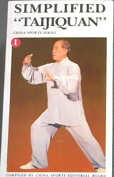 Image for Simplified Taijiquan (Series 1 CHINA SPORT - Revised Edition)