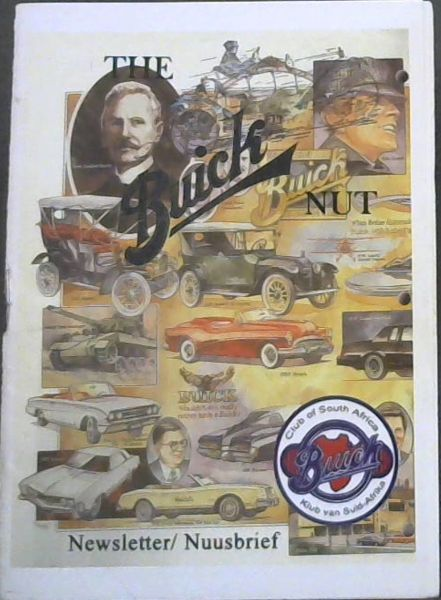 Image for The Buick Nut Newsletter/ Nuusbrief. Vol. 6 No. 4. July - September 2010
