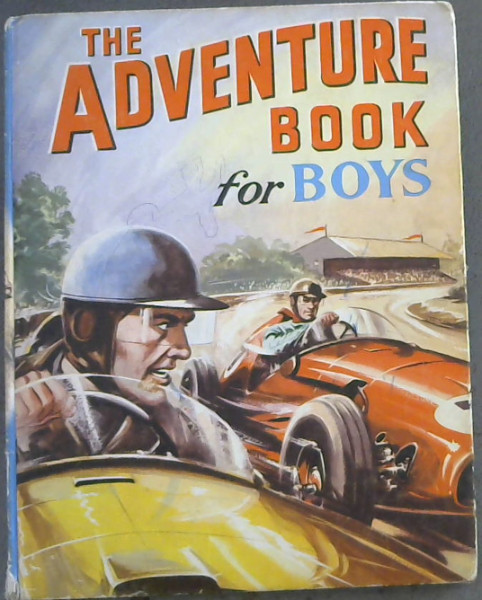 Image for The Adventure Book For Boys