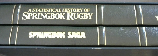 Image for A Statistical History of Springbok Rugby
