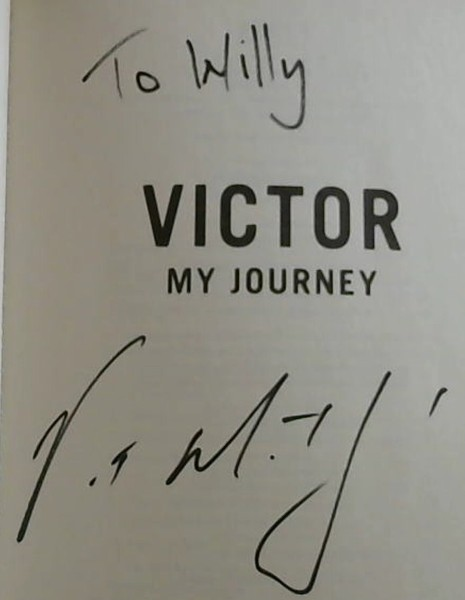 Image for Victor: My Journey