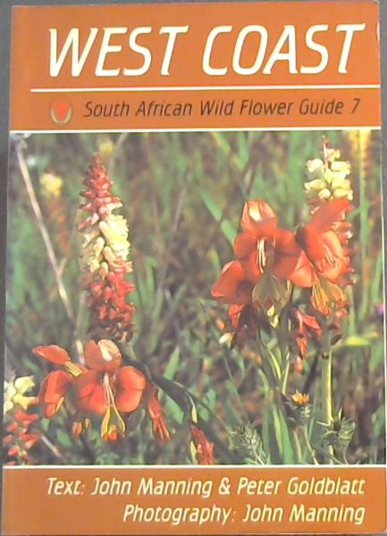 Image for West coast (South African wild flower guide) (No. 7) - Darling Wild Flower Society