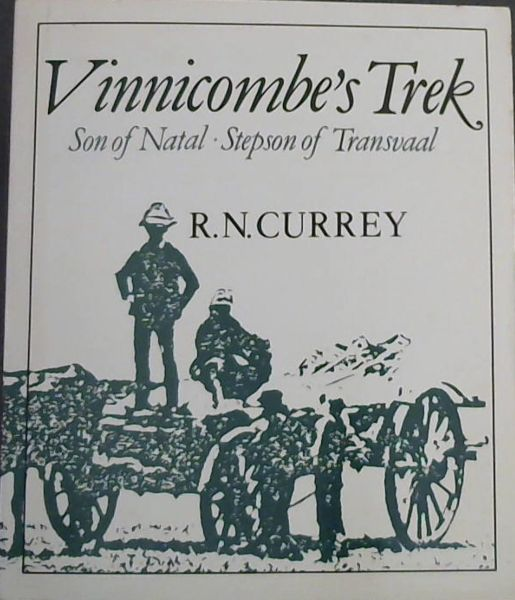 Image for Vinnicombes Trek - Son of Natal Stepson of Transvaal 1854 - 1932