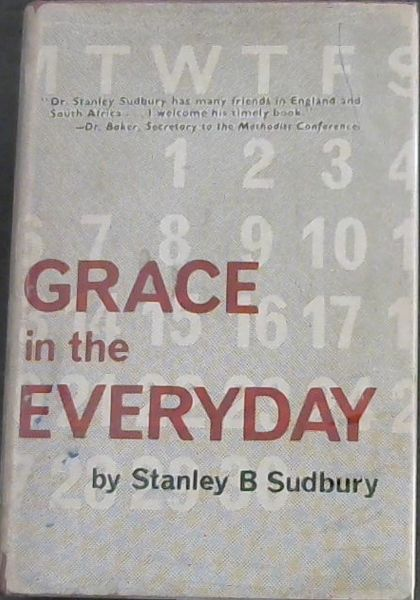Image for GRACE IN THE EVERYDAY