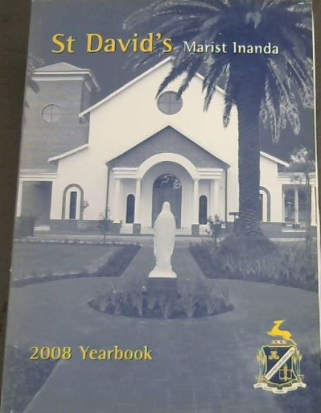 Image for St David's Marist Indana - Year book 2008