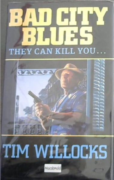 Image for Bad City Blues - They can kill you