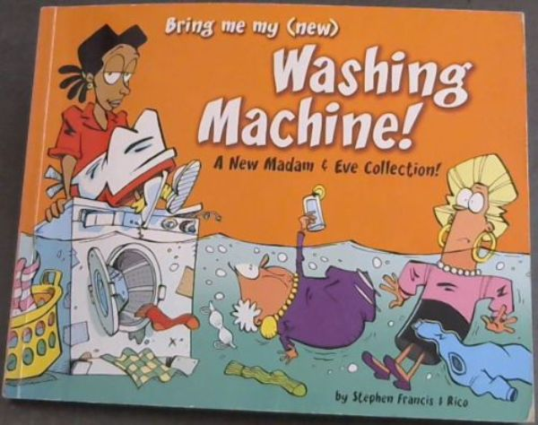 Image for Bring Me My (New) Washing Machine