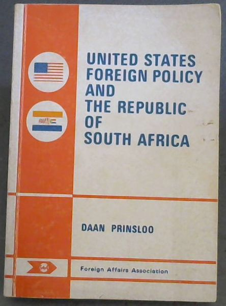 Image for United States foreign policy and the Republic of South Africa
