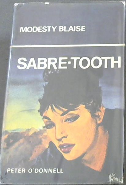 Image for SABRE-TOOTH - A Modesty Blaise Adventure