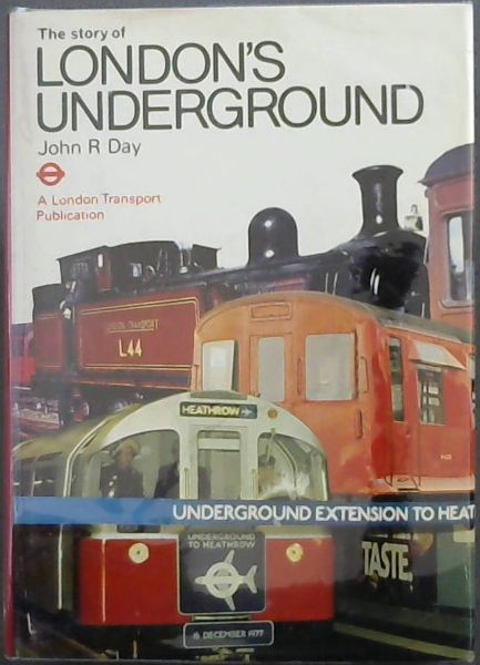 Image for The story of London's underground