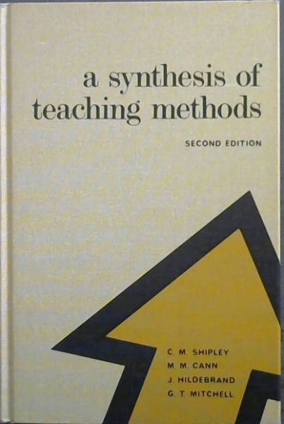 Image for A Syntheses of Teaching Methods - Second edition