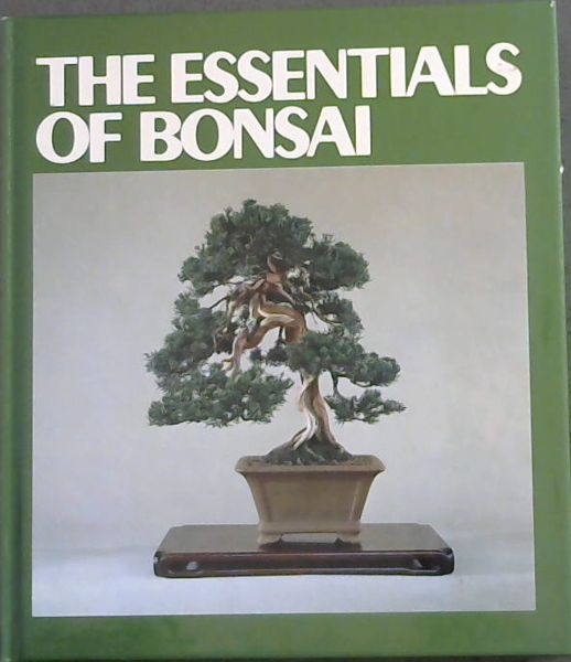 Image for Essentials of Bonsai