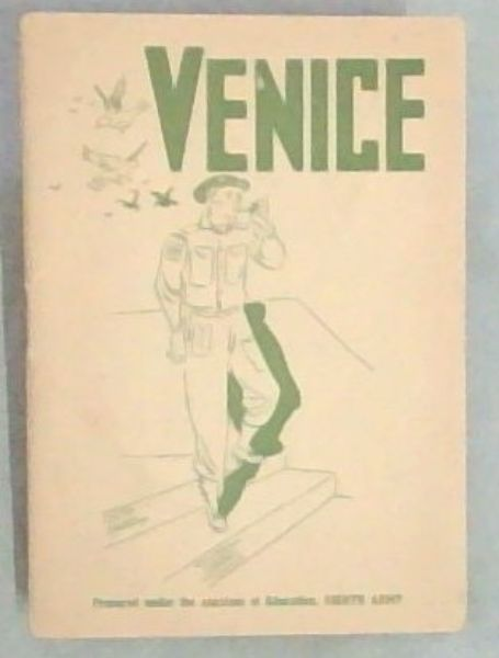 Image for PREPARED UNDER THE AUSPICES OF EDUCATION. EIGHTH ARMY- VENICE : Included 10 Series 1943, Issued in ITALY 10 LIRE