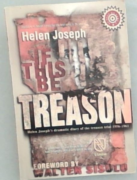 Image for If this be treason - (pocket Revolutionaries)