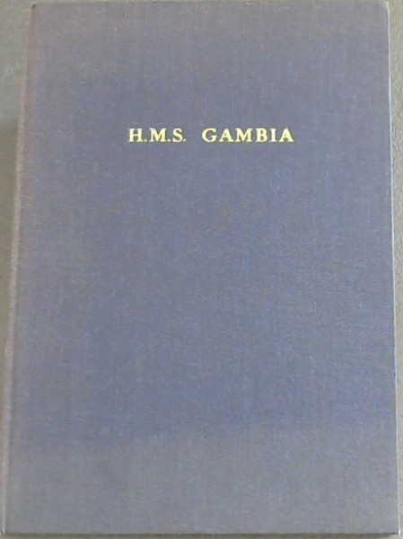 Image for HMS Gambia 1958-1960