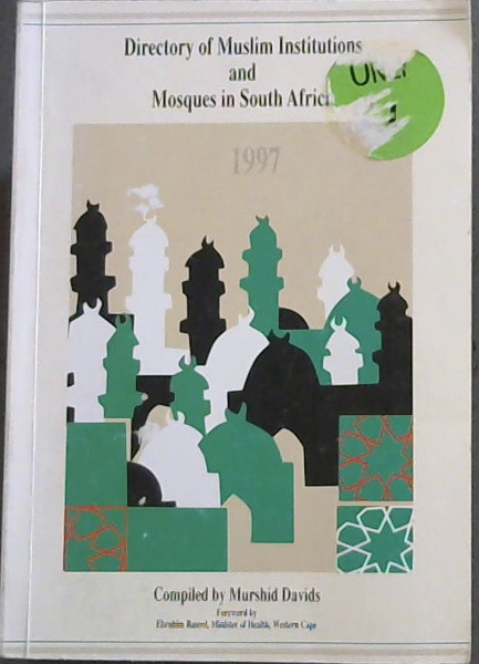 Image for Directory of Muslim Institutions and Mosques in South Africa