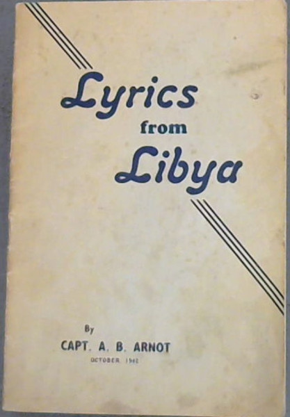 Image for Lyrics from Libya