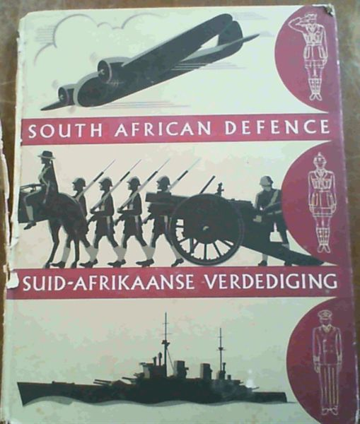 Image for South African Defence; Suid-Afrikaanse-Verdediging