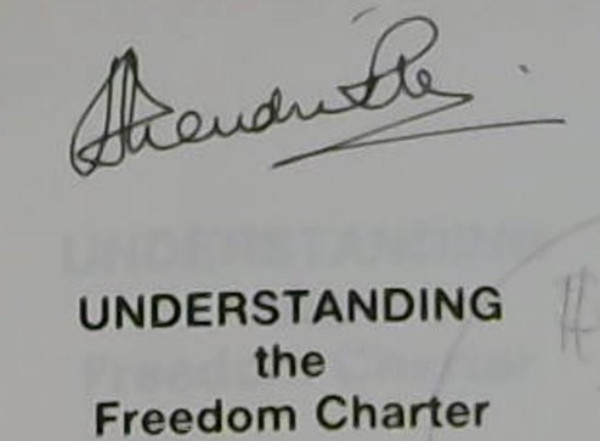 Image for Understanding the Freedom Charter: The Political Orientation of the African National Congress