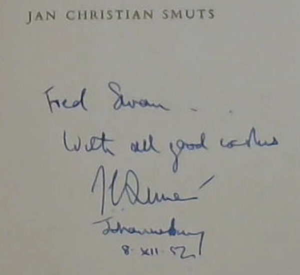 Image for Jan Christian SMUTS - By his son J.C. Smuts