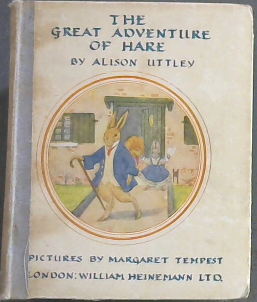 Image for The Great Adventure of Hare