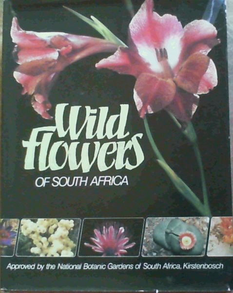 Image for Wild flowers of South Africa