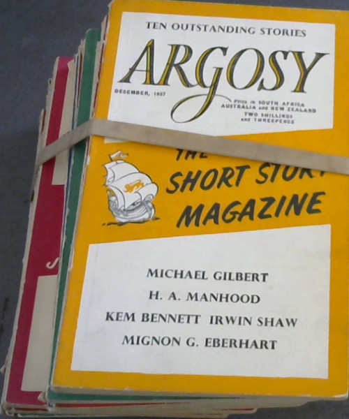Image for Argosy - Vol XVIII - 1957 - 12 issues