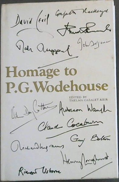 Image for Homage to P.G. Wodehouse
