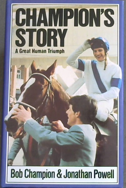 Image for Champion's story: A Great Human Triumph