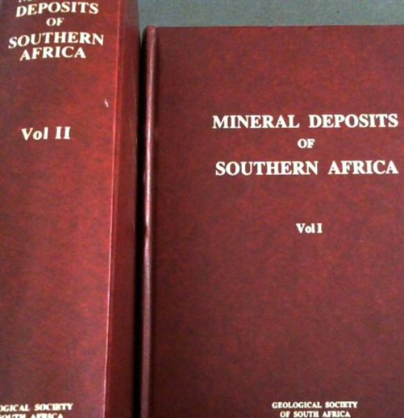 Image for Mineral Deposits of Southern Africa - 2 vols