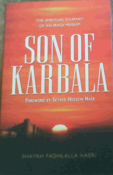 Image for Son of Karbala