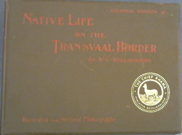 Image for Native Life on the Transvaal Border