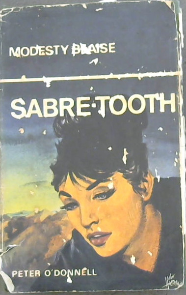 Image for SABRE-TOOTH (A modesty Blaise Adventure)