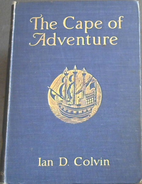 Image for The Cape of Adventure