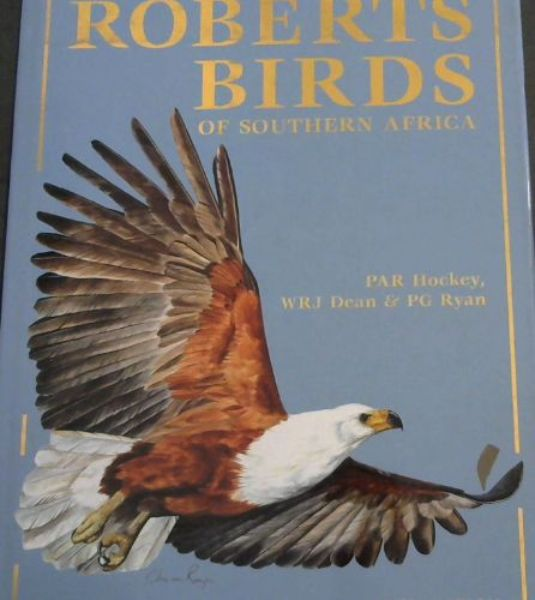 Image for Roberts Birds of Southern Africa - VIIth Edition