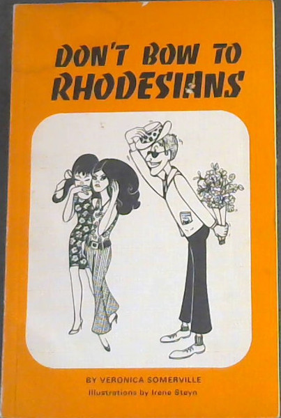 Image for Don't Bow To Rhodesians