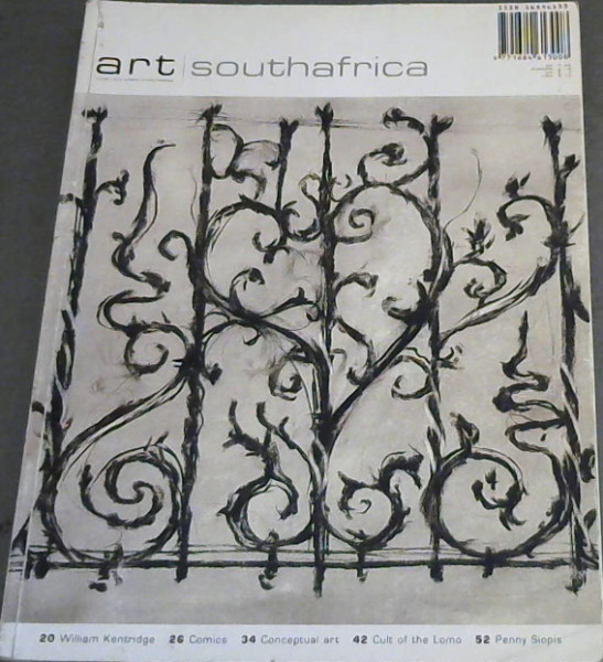 Image for Art South Africa - Vol 01 - Issue 02 - Summer 2002