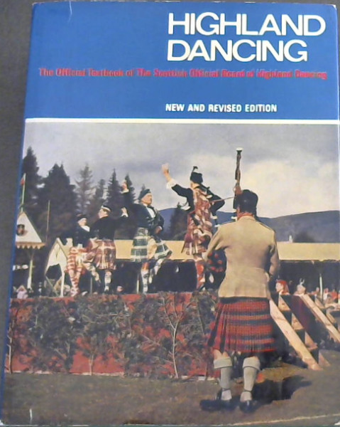 Image for Highland Dancing : The Official Textbook of The Scottish Official Board of Highland Dancing