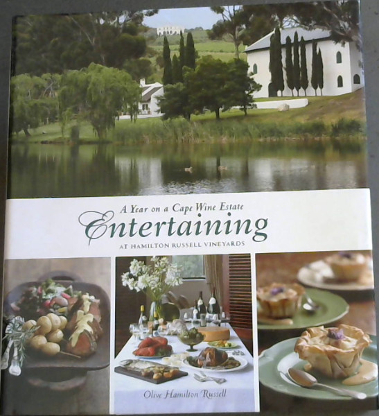 Image for Entertaining at Hamilton Russell Vineyards