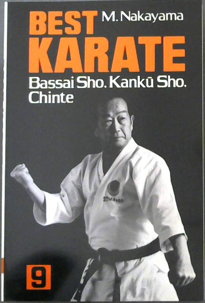 Image for Best Karate, Vol.9: Bassai Sho,  Kanku, Sho, Chinte (Best Karate Series)