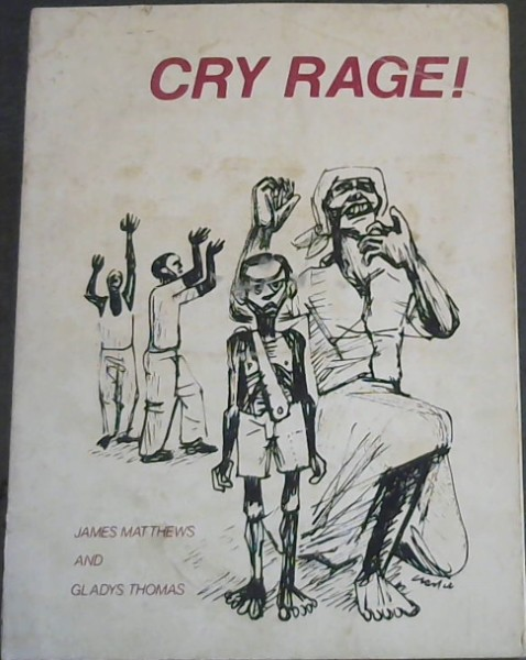 Image for Cry Rage!