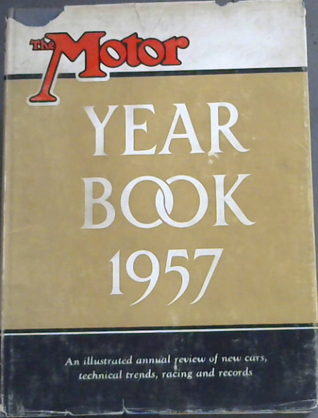 Image for The Motor Year Book 1957